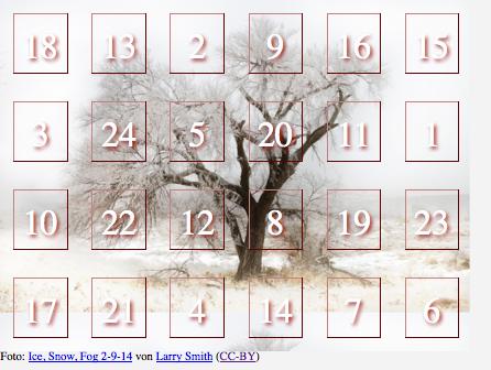 siehe http://musik.klarmachen-zum-aendern.de/pressemitteilung/2014/11/30/adventskalender_mit_musik_-_auch_f%C3%BCr_die_eigene_webseite-3394