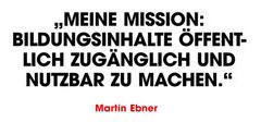 (C) Mediamarkt 2015 / 01 - Zitat von Martin Ebner