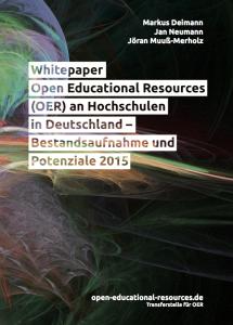 Whitepaper-OER-Weiterbildung-Cover