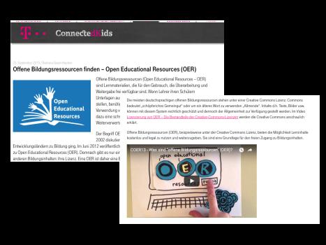 (C) Telekom - http://kids.t-mobile.at/offene-bildungsressourcen-finden-open-educational-resources-oer/