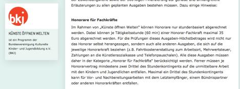 (c) http://www.kuenste-oeffnen-welten.de/foerderung/antrag/ - Stand 16.3.16